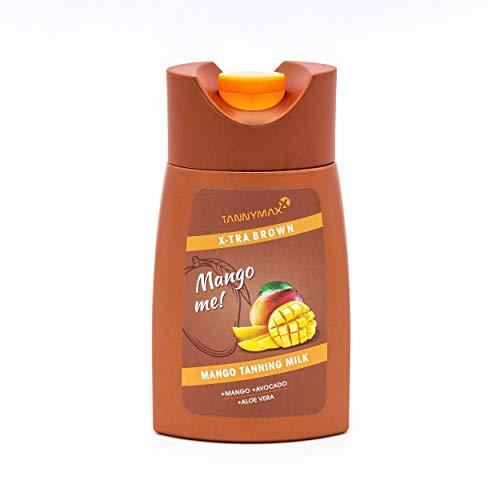 Tannymaxx X-tra Brown Mangue Tanning Lait Activateurs/Accélérateurs de Bronzage 200 ml