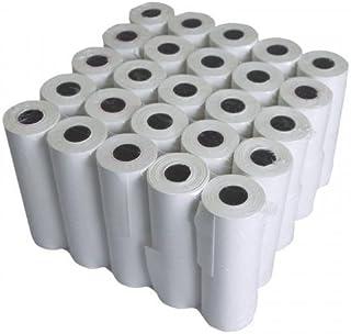 NoBrand Thermal Roll Paper 57x38mm 50 Rolls per Box for Eftpos, Cash Register 57mm (Paper Width) x 38mm (Roll Diameter)