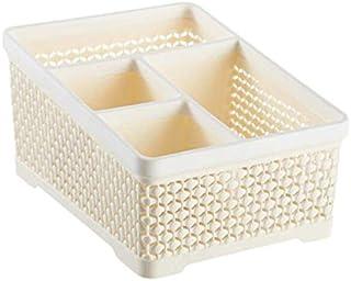 Lpiotyucwh Paniers et Boîtes De Rangement, Boîte de rangement multifonctionnelle de stockage multifonctionnelle Boîte de r...