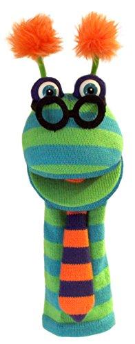 The Puppet Company PC007014, Marioneta de mano de Dylan Monster