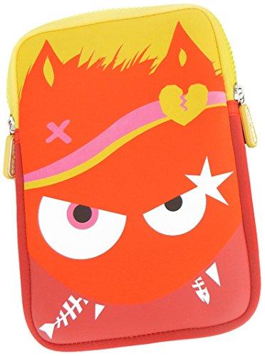 Urban Monkey Witty Kitty Ultra-beschermhoes voor Apple iPad Mini rood