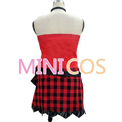 『【女性Lサイズ】コスプレ衣装 プリティーリズム 高峰 みおん 風 【MINICOS】』の1枚目の画像