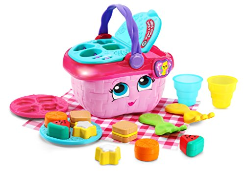 LeapFrog Shapes & Sharing Picnic Basket,...