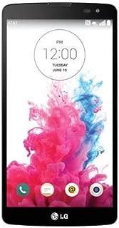 LG G Vista 4G Unlocked 4G LTE Android 8MP Camera Smartphone w/Quad-Core CPU - Black