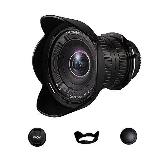 Venus Laowa 15mm f/4gran angular 1: 1Lente Macro con cambio para Sony FE Mount cámara