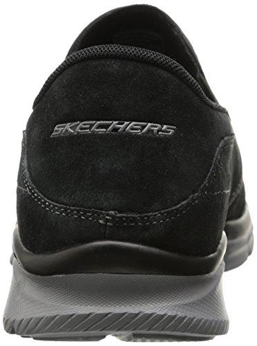 Skechers EqualizerMind Game Herren Sneakers, Schwarz (Black), 45 EU - 5