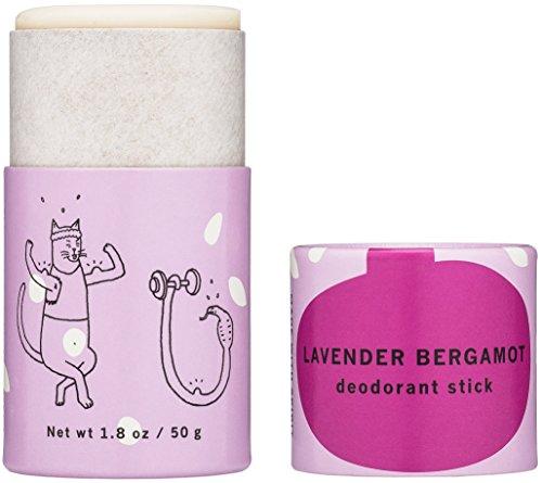 Meow Meow Tweet Lavender Bergamot Deodorant Stick, 1.8 oz