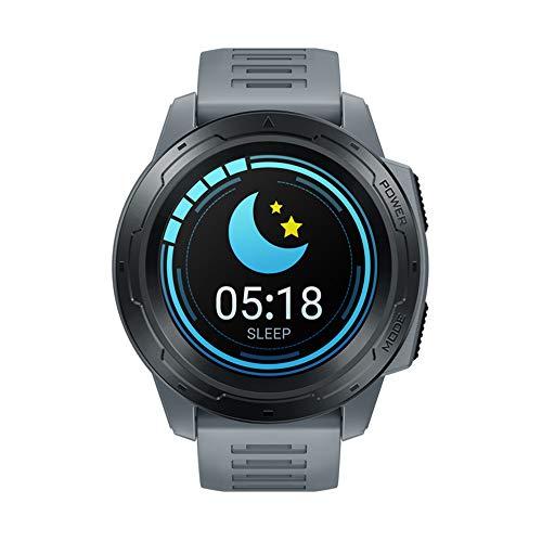 Zeblaze Vibe 5 PRO Smart Watch 1,3-Zoll-IPS-Bildschirm Armbanduhr BT4.0 Herzfrequenz-Schlaftracking Smart Timer Kalorien Stoppuhr Wecker Outdoor Mehrere Sportmodi 5ATM wasserdichte Smartwatch