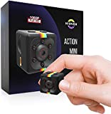 Hidden Spy Camera 1080P Mini Security Wireless cam with Night Vision,...