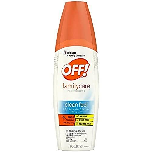 off. de insectos Skintastic, limpiar tacto 6FL oz (177ml)