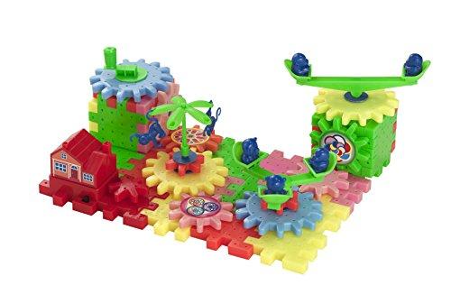 Teddy Brick's   puzzle brique construction 3D animé   86 pièces (1)