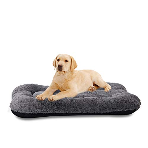 Dog Bed Medium Size Dogs, Washable Dog Crate Bed Cushion, Dog Crate Pad Medium Dogs 30 INCH