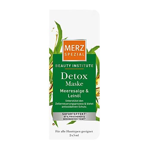 Merz Spezial Beauty Institue Detox Maske, 2X5 ml