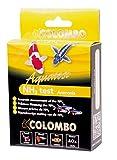 Colombo Amoníaco Kit de prueba de estanque