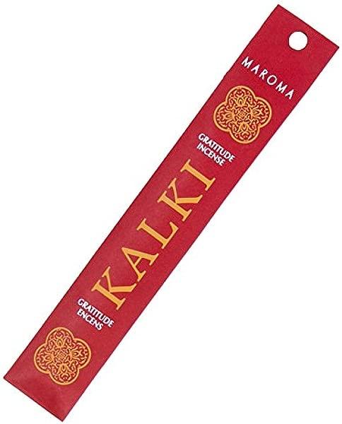 Maroma Kalki Incense Gratitude 10 Count