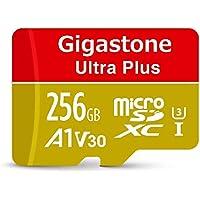 Gigastone 256GB UHS-I / U1 400x MicroSD Memory Card