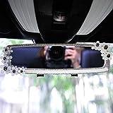 INEBIZ Car Charm Shining Gem HD Daisy Flowers...