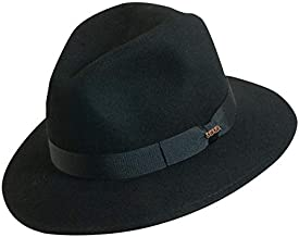 Scala Classico Men's Crushable Felt Safari Hat - coolthings.us