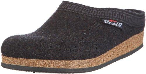 Stegmann Unisex-Erwachsene 108 Pantoffeln, Grau (graphit 8801), 44 EU