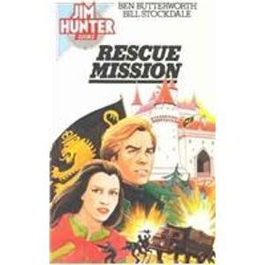 Hardcover Rescue Mission (Jim Hunter Books) Book