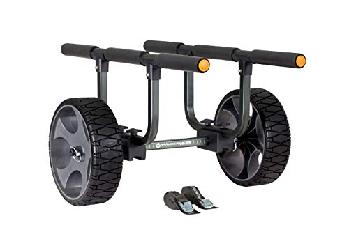 Wilderness Systems Heavy Duty Kayak Cart | Flat-Free Wheels | 450 Lb Weight...