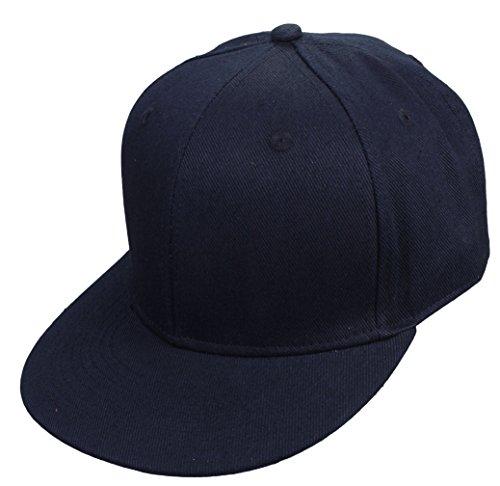 Alex Flittner Designs Snapback Cap in navy