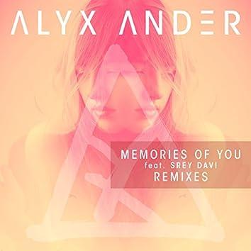 Memories of You (feat. Srey Davi) [Remixes]