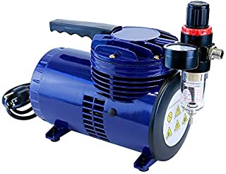 Paasche D220R 1/6 HP Compressor with Regulator and Moisture Trap