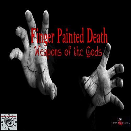 Finger Painted Death