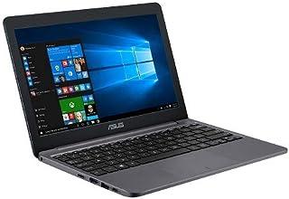 ASUS ノートパソコン VivoBook X207NA 11.6型/Celeron N3350/4G/32GB/スターグレー/Win10/X207NA-FD083T