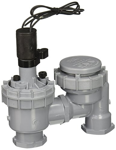 Irritrol 2713 Anti-Siphon Valve of Threaded Bonnet and Flow Control, 1'