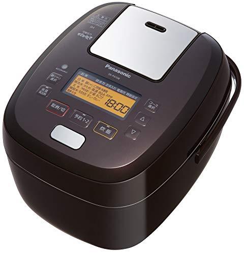 パナソニック炊飯器5.5合可変圧力IH式おどり炊きブラウンSR-PA108-T