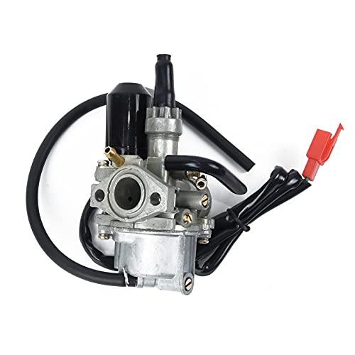Carburador de 2 Tiempos 17mm Adecuado para Honda DIO 5 0CC 24 30 TA/CT 50 50 SP ZX34 35 SY/M Accesorios de carburador de Scooter