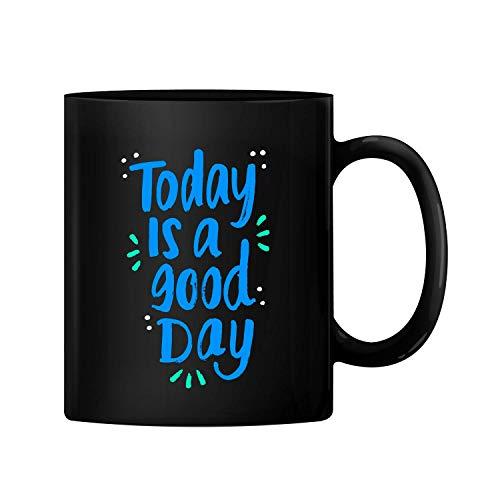 N\A in Loving Memory of When I di a Shit Taza de café de cerámica de 11 oz Taza de té 350 ml (Blanco)