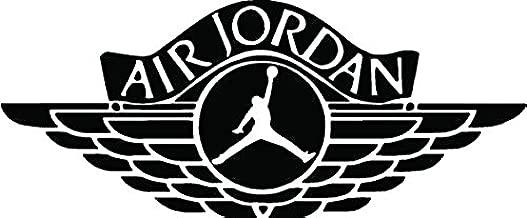 AIR Jordan Logo Jumpman 23 Huge Flight Wall Decal Sticker (23