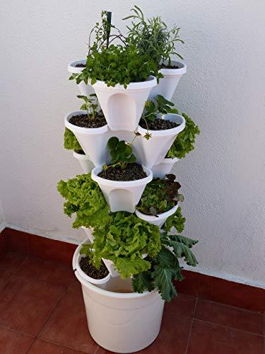 Ecogarden Irisana 72.EG10.B Huerto...