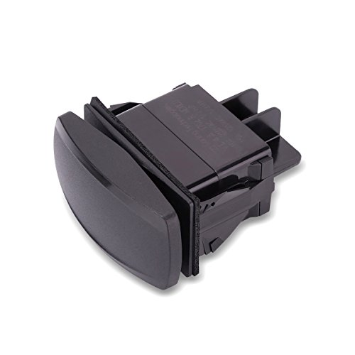 Forward Reverse FWD REV Switch for Club Car DS and Precedent 1996-up Electric Golf Cart 48 Volt, Replaces OEM# 101856001 101856002