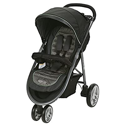 Graco Aire3 Stroller | Lightweight Baby Stroller, Ames