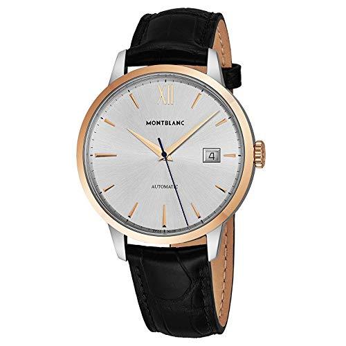 Montblanc Meisterstuck Heritage Reloj de Hombre automático 39mm de Cuero 111624