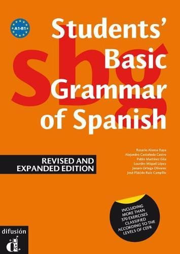 Gramática básica estudiante español Ed.Inglesa: