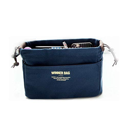 Wxianmy Bolsa de almacenamiento portátil impermeable para cosméticos, bolsa de maquillaje, bolsa de aseo transparente para viajes, hogar, hombres, mujeres y niñas