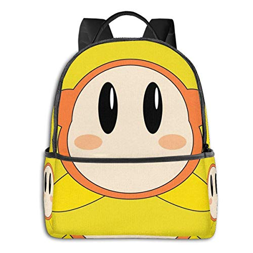 IUBBKI Waddle Revolutionary Game Colors Student School Bag School Cycling Leisure Travel Camping Outdoor Backpack