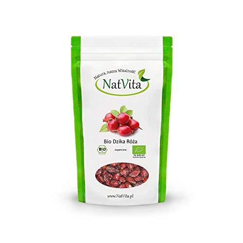 Organic Rosehips (Rosaceae) Dried Fruits 250g 8.8oz