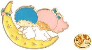 Encantadora linda !Alfileres de esmalte Collar Sombrero Pin de solapa Broche para mujeres y niñas Conejito Cachorro Joyer...