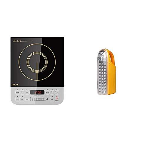 Best philips viva collection hd4928/01 2100-watt induction cooktop
