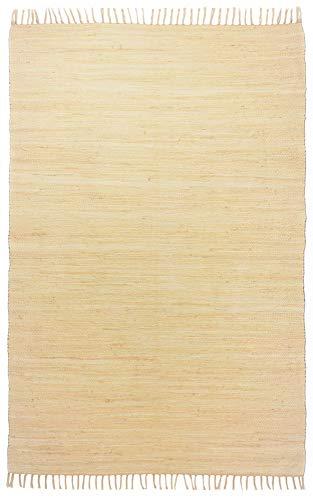 Theko Happy Cotton Tapis 100 % Coton 60 x 120 cm