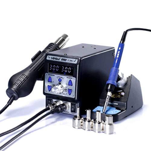 Italtronik - Estación de soldadura desoldadora de aire caliente Yihua 899D II profesional