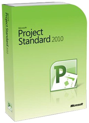 Microsoft Project Standard 2010 - 1PC/1User