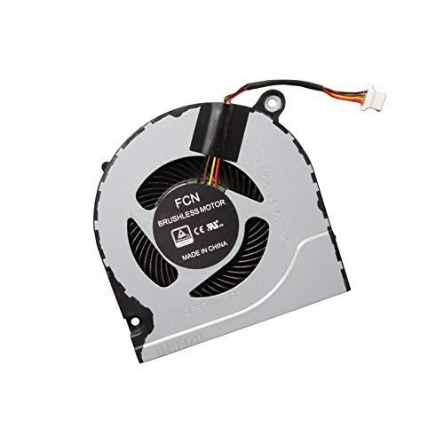 Ersatz Ventilador para procesador ACER Nitro 5 AN515 AN515-51 52 AN515-41 G3-571 N17C1 N17C7
