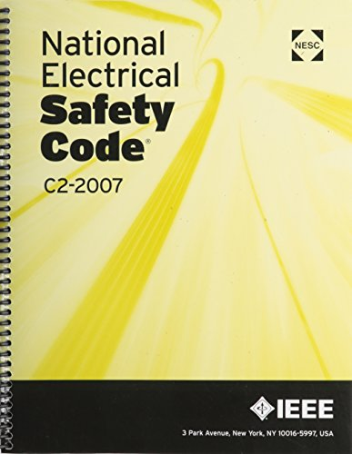 NESC National Electrical Safety Code C2-2007